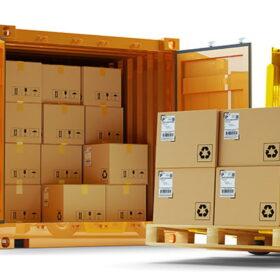 consginment cargo container