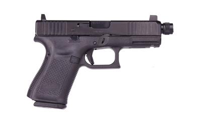 Glock 19 GEN 5 9mm Threaded Barrel with three 15 round mags