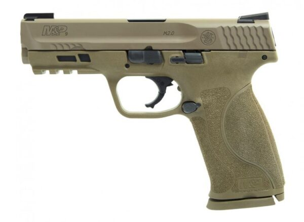 Smith and Wesson m&p 2.0