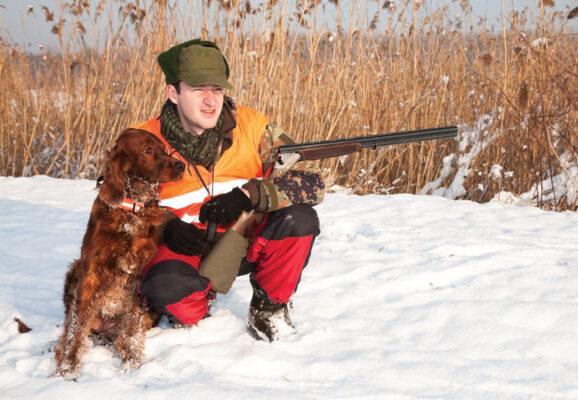 hunter retriever